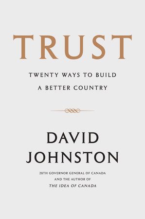 Trust by David Johnston