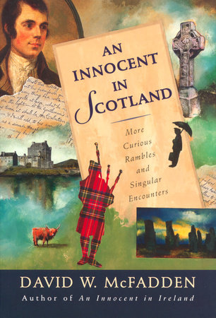 An Innocent in Scotland by David McFadden