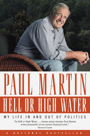 Hell or High Water by Paul Martin