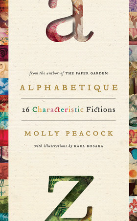 Alphabetique, 26 Characteristic Fictions