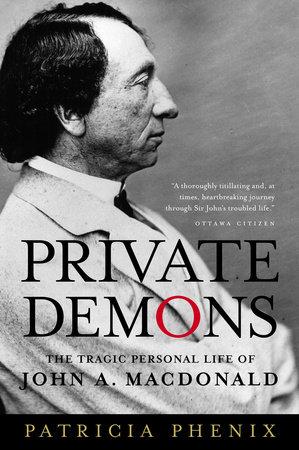 Private Demons by Patricia Phenix