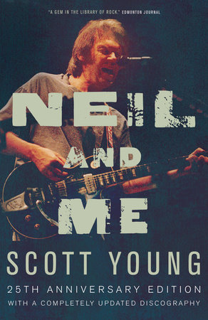 Neil and Me Book Cover Picture