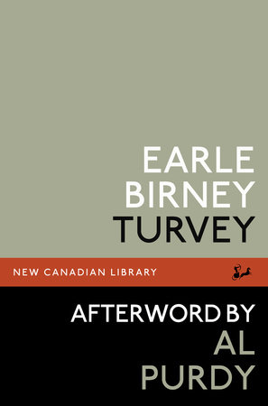 Turvey by Earle Birney