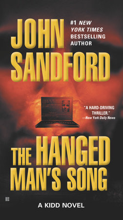 The Hanged Man's Song by John Sandford