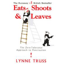 Eats, Shoots & Leaves Cover