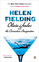 Olivia Joules and the Overactive Imagination Cover