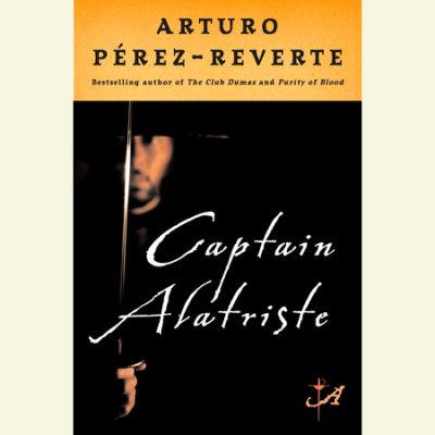 Captain Alatriste cover