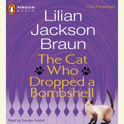 The Cat Who Dropped a Bombshell cover
