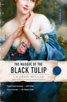 The Masque of the Black Tulip Cover