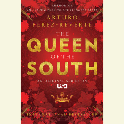 Queen of the South cover