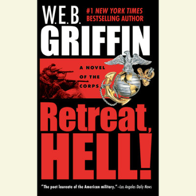Retreat, Hell! cover