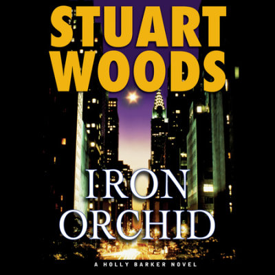 Iron Orchid cover