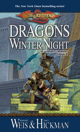 Dragons of Winter Night