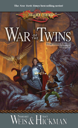 War of the Twins by Margaret Weis and Tracy Hickman