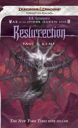 Resurrection by Paul S. Kemp