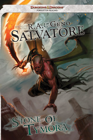 Stone of Tymora by R.A. Salvatore and Geno Salvatore
