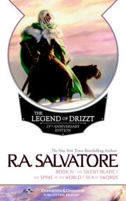 The Legend of Drizzt 25th Anniversary Edition, Book IV