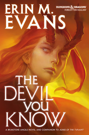 The Devil You Know by Erin Evans