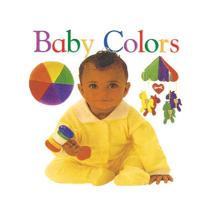 Baby Colors by DK Publishing