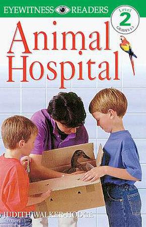 DK Readers L2: Animal Hospital