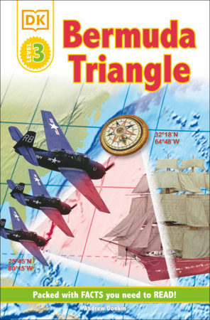 DK Readers L3: Bermuda Triangle by Andrew Donkin