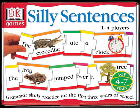Silly Sentences by DK Publishing