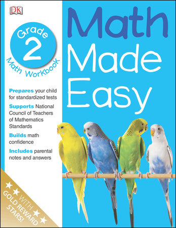 Math Made Easy: Second Grade