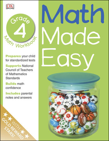 Math Made Easy: Fourth Grade by DK Publishing