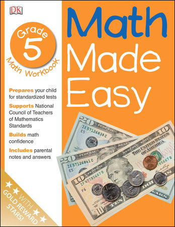 Math Made Easy: Fifth Grade by DK Publishing