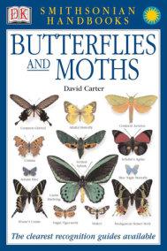 Handbooks: Butterflies & Moths
