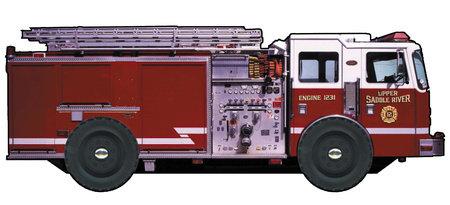 Fire Truck by DK Publishing