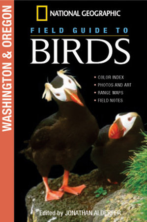 National Geographic Field Guide to Birds: Washington and Oregon by