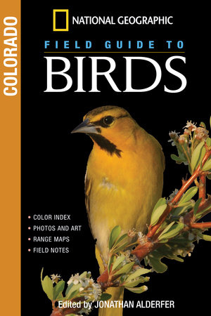 National Geographic Field Guide to Birds: Colorado by