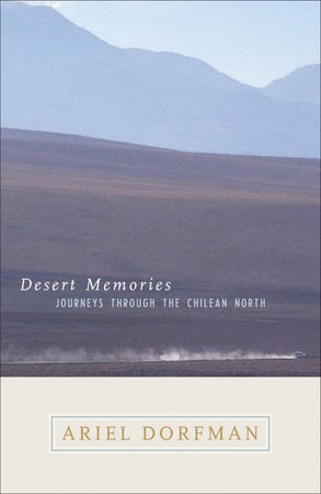 The cover of the book Desert Memories