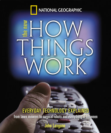 New How Things Work by John Langone
