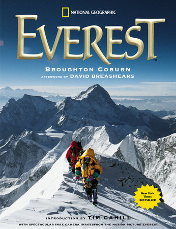 Everest by Broughton Coburn
