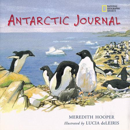 Antarctic Journal by Meredith Hooper