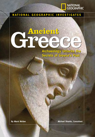 National Geographic Investigates: Ancient Greece by Marni McGee