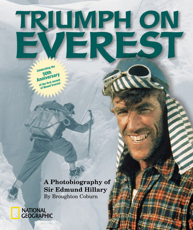 Triumph on Everest by Broughton Coburn
