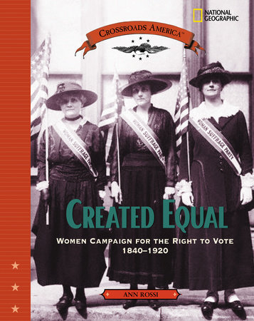 Created Equal by Ann Rossi