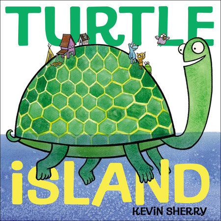 Turtle Island by Kevin Sherry