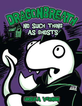 Dragonbreath #5 by Ursula Vernon