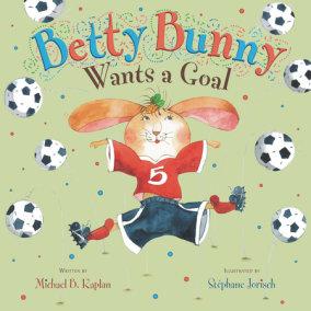 Betty Bunny Wants a Goal