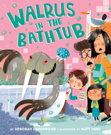 Walrus in the Bathtub