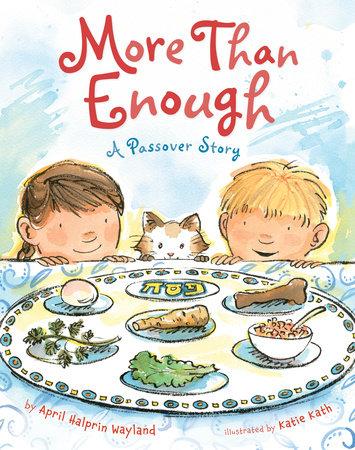 More Than Enough by April Halprin Wayland