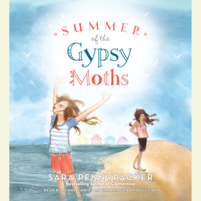 Summer of the Gypsy Moths cover