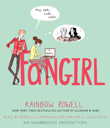 Fangirl Book Cover Picture