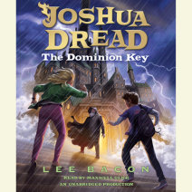 Joshua Dread: The Dominion Key Cover