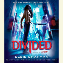 Divided (Dualed Sequel) Cover