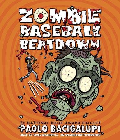 Zombie Baseball Beatdown cover